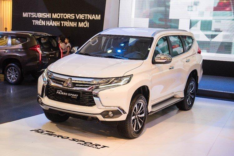 Mitsubishi Pajero Sport sẽ có bản số sàn tại Việt Nam a2