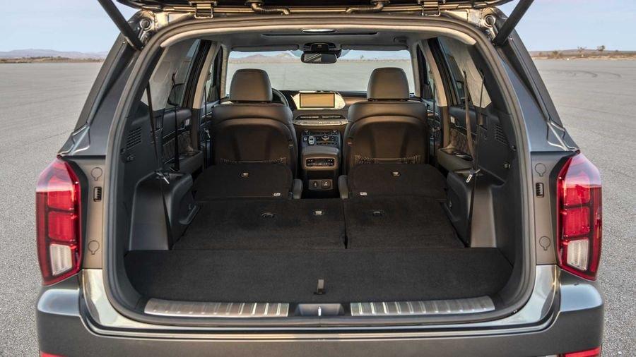 Ngày đầu tiên mở bán, Hyundai Palisade 2020