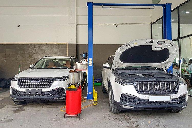Loạt ô tô Trung Quốc bày bán tại Sài Gòn: Vừa rẻ, vừa sang, chỉ lăn tăn chất lượng a13