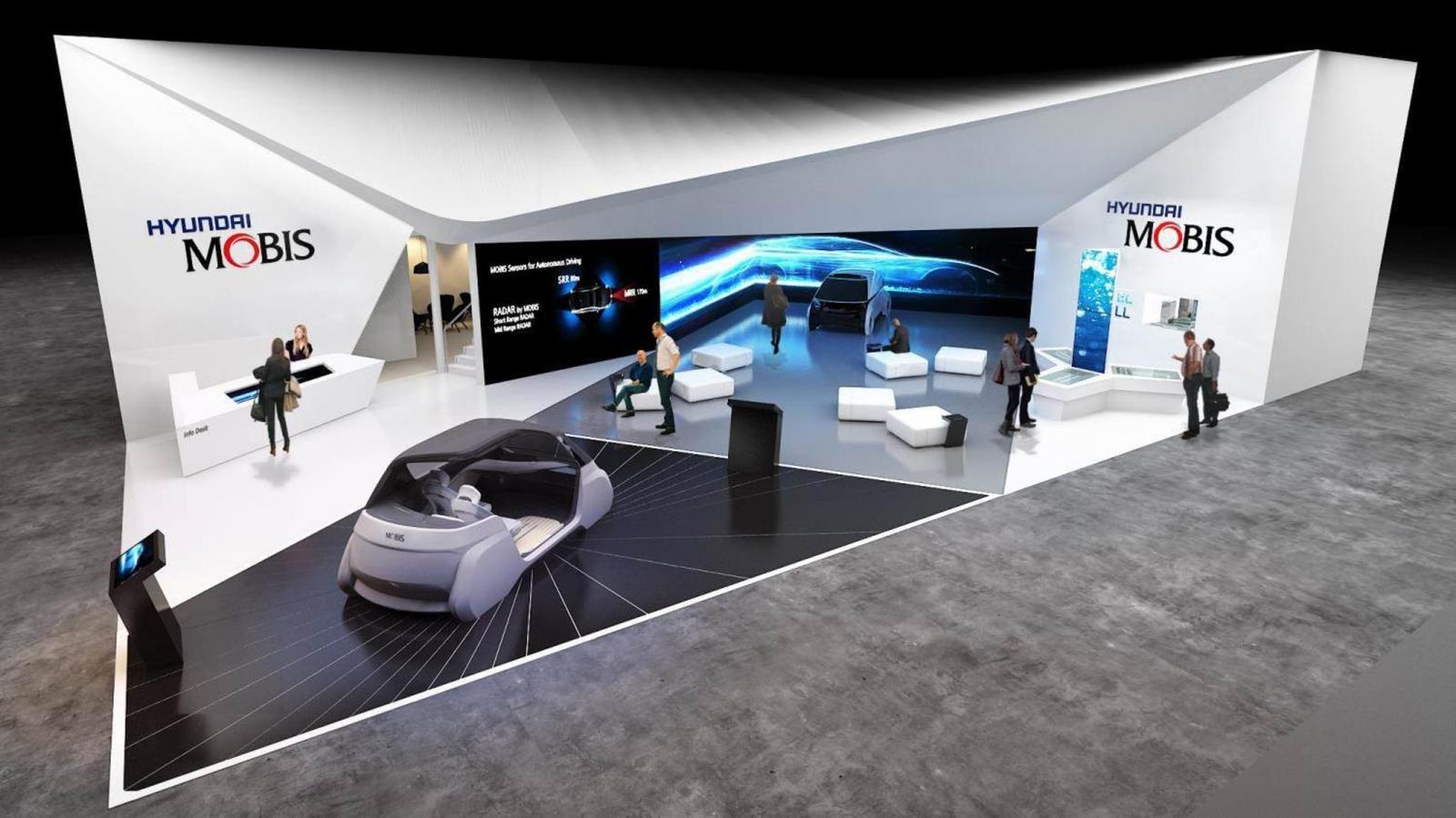 Hyundai ra mắt loạt tính năng đỉnh cao cho xe tự hành.