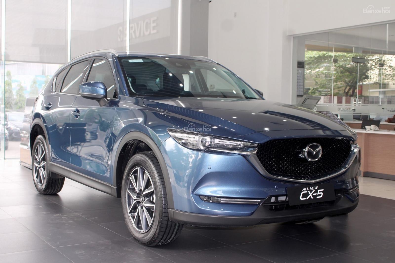 [Mazda Bình Triệu] Mazda CX-5 2019, LH 0941322979 giảm ngay 50 triệu, giá xe Mazda tốt nhất (2)