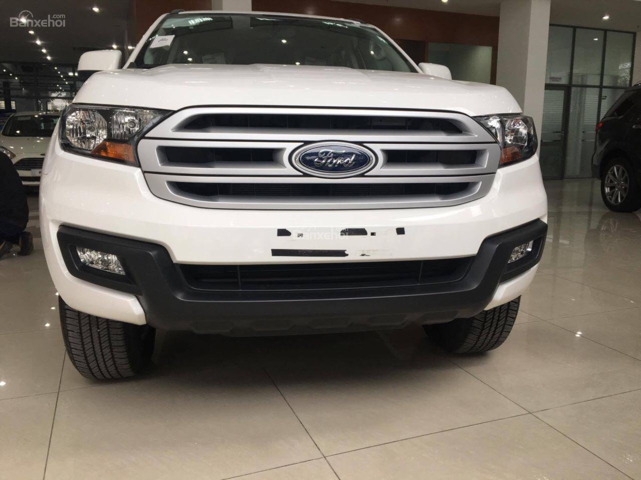 Bán Ford Everest Ambiente đời 2018, nhập khẩu, giao xe liền-1