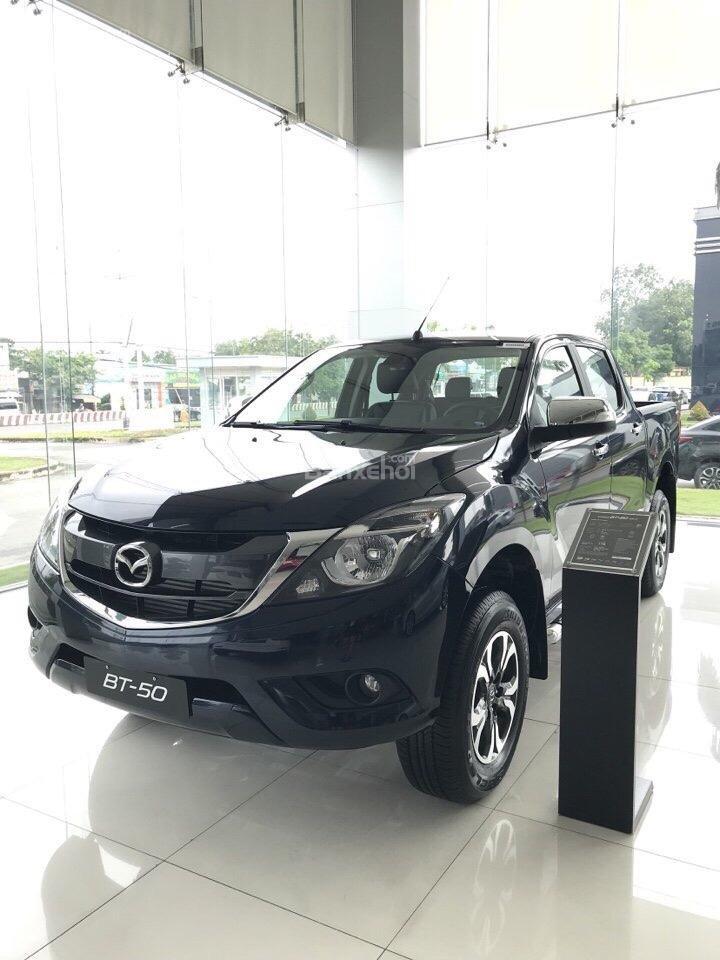 [Mazda Bình Triệu] BT-50 2.2 AT 2019, ưu đãi 34 triệu tiền mặt - LH 0941322979-0