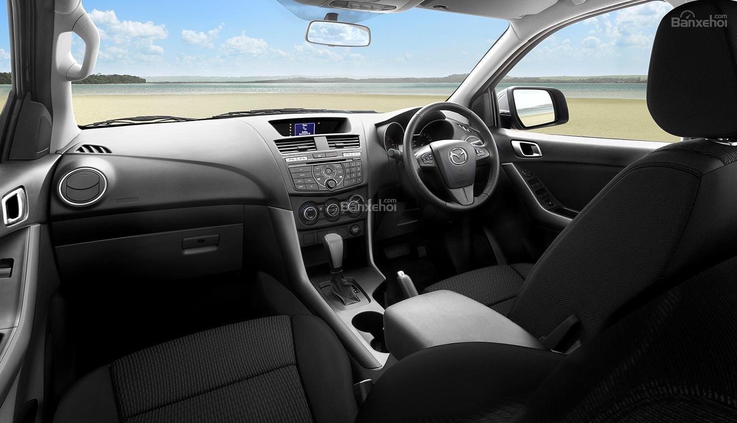 [Mazda Bình Triệu] BT-50 2.2 AT 2019, ưu đãi 15 triệu tiền mặt (6)