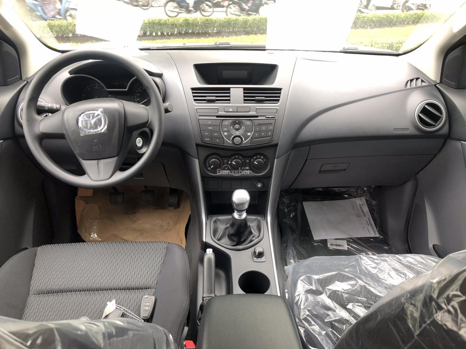 [Mazda Bình Triệu] BT-50 2.2 AT 2019, ưu đãi 34 triệu tiền mặt - LH 0941322979-6