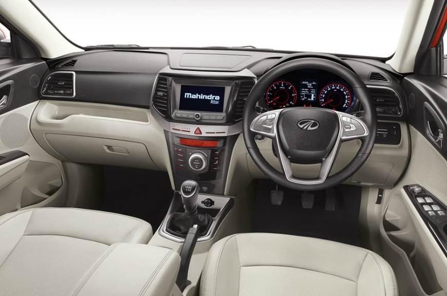 SUV sang giá rẻ Mahindra XUV300 chuẩn bị ra mắt 3.