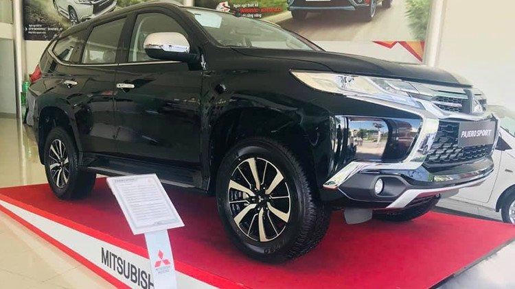 Mitsubishi Pajero Sport 4x2 MT 2019 giá rẻ mới xuất hiện tại đại lý ở Hà Nội - Ảnh 5.
