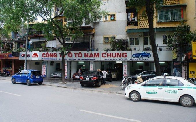 Nam Chung Auto 31 Nguyễn Chí Thanh (1)