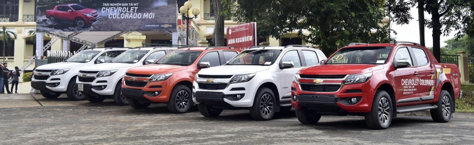Chevrolet Colorado và Trailblazer giảm giá 30 triệu đồng trong tháng 12/2018 a1