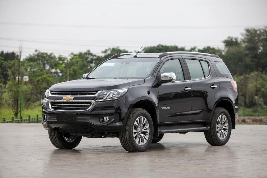 Chevrolet Trailblazer âm thầm tăng giá 31 triệu đồng tại Việt Nam a3