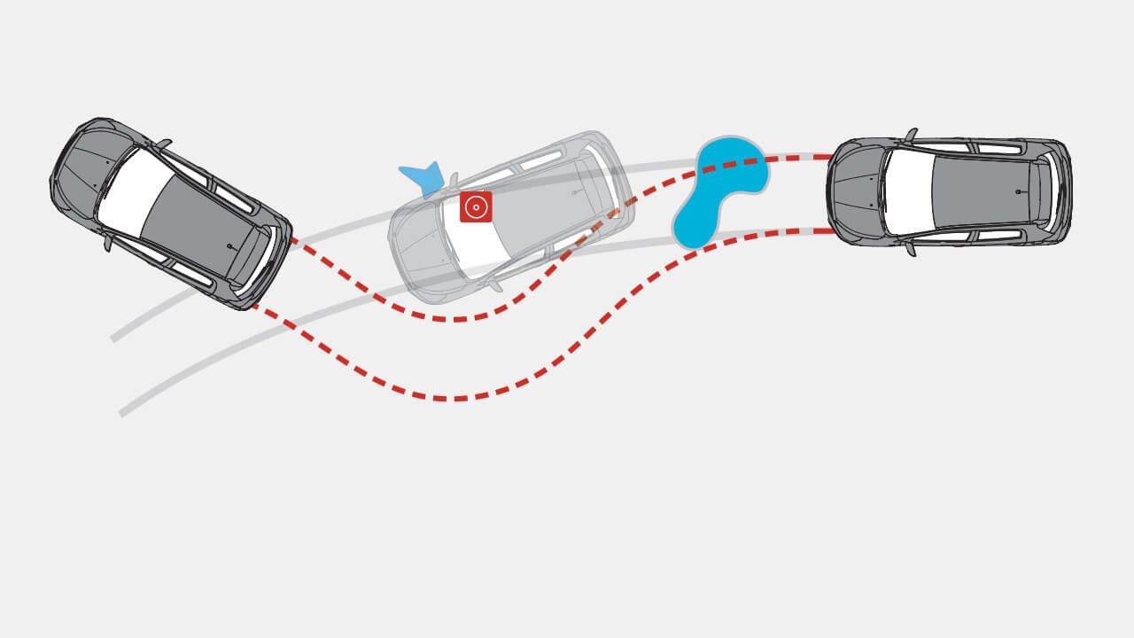 Đánh giá xe Mitsubishi Mirage 2019 CVT: Hệ thống phanh ABS