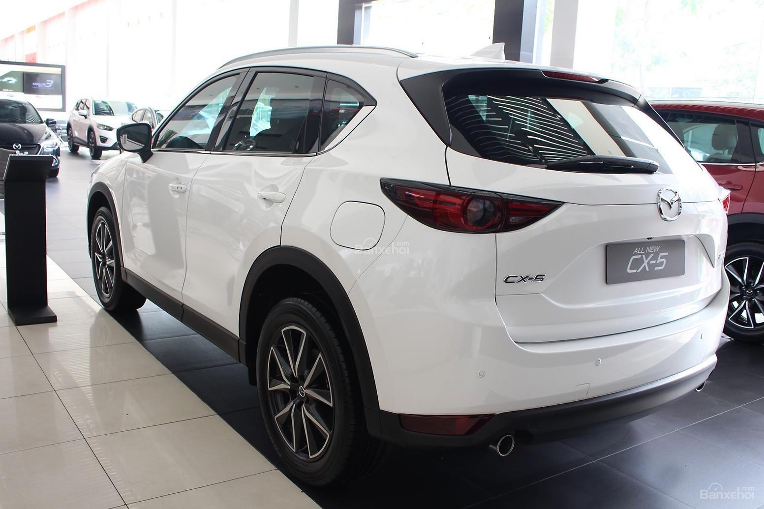 Mazda CX-5 2.0 2019, xe đủ màu giao ngay. Giảm 25 triệu tại Mazda Bình Triệu-1