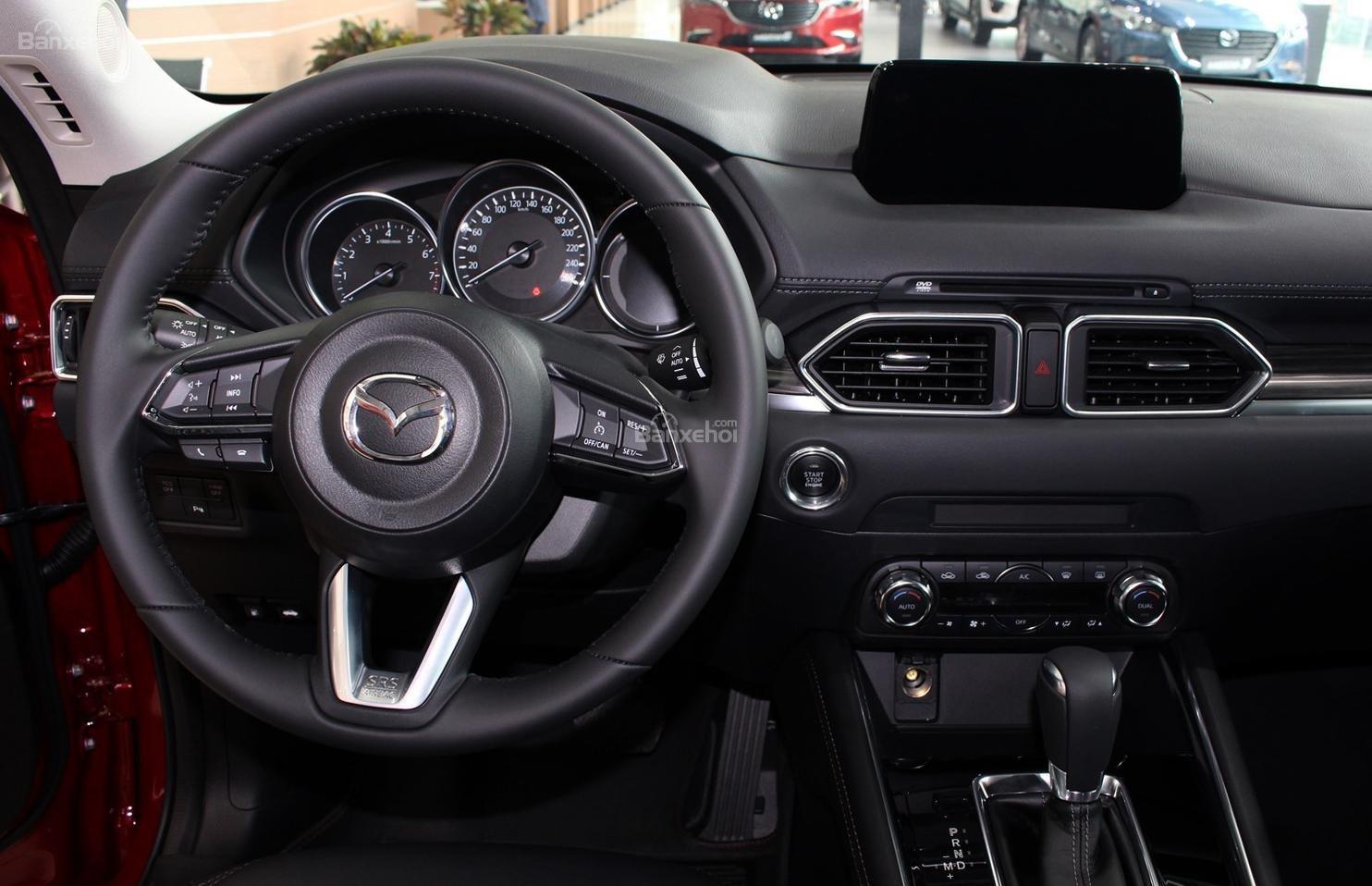 Mazda CX-5 2.0 2019, xe đủ màu giao ngay. Giảm 25 triệu tại Mazda Bình Triệu-3