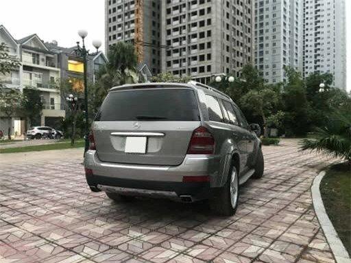 Mercedes-Benz GL550 2008 rao bán hơn 1 tỷ đồng sau 10 năm sử dụng 3.