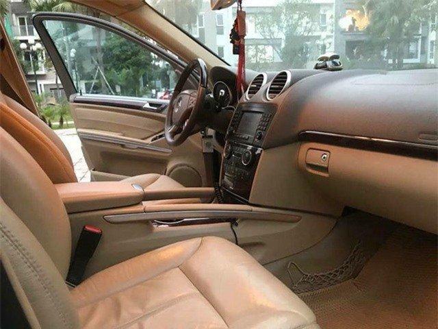 Mercedes-Benz GL550 2008 rao bán hơn 1 tỷ đồng sau 10 năm sử dụng 4.