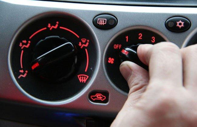 Nên tắt điều hòa xe ô tô trong những trường hợp nào? 2.