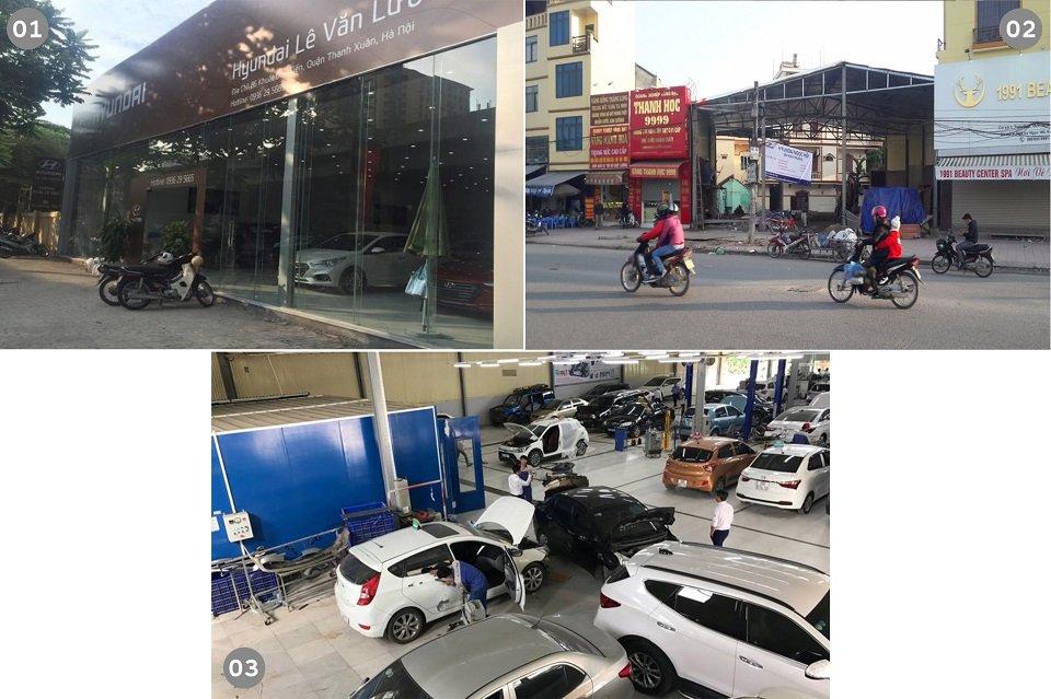 3 địa điểm đại lý không chính hãng ở Hà Nội