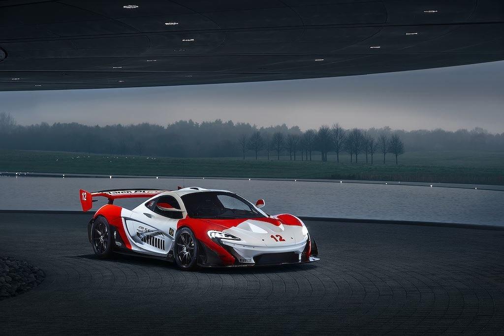 """McLaren P1 GTR """"độc bản"""" tôn vinh tay đua Ayrton Senna trình làng a2"""
