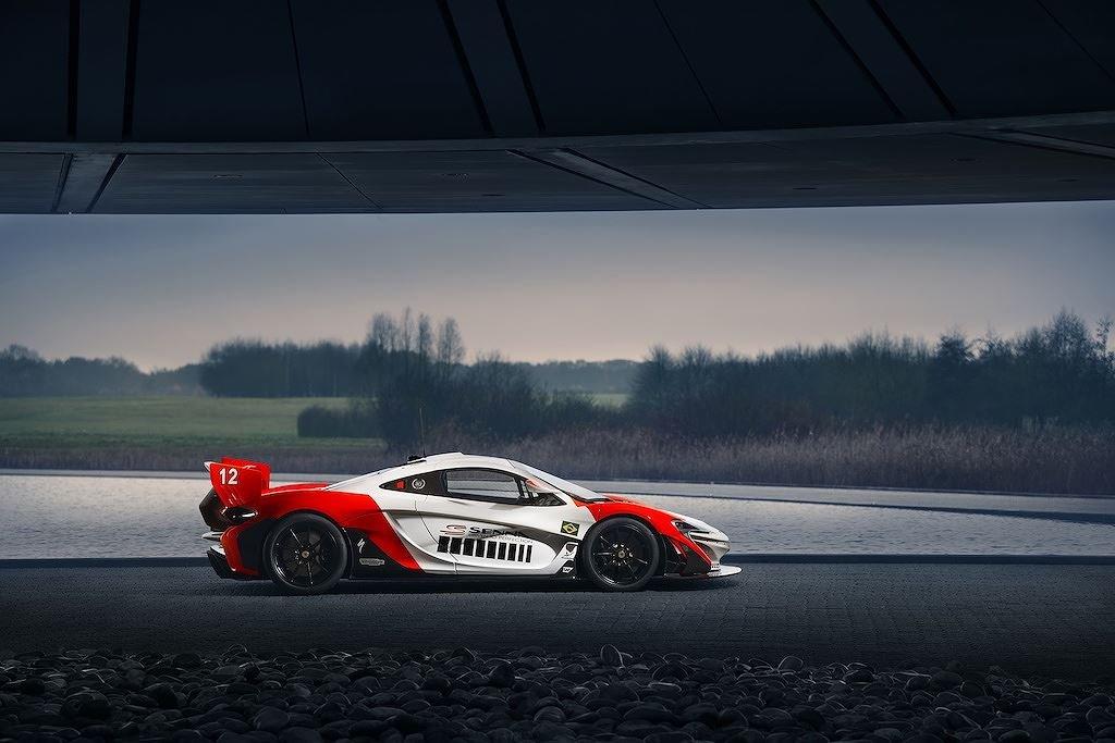 """McLaren P1 GTR """"độc bản"""" tôn vinh tay đua Ayrton Senna trình làng a6"""