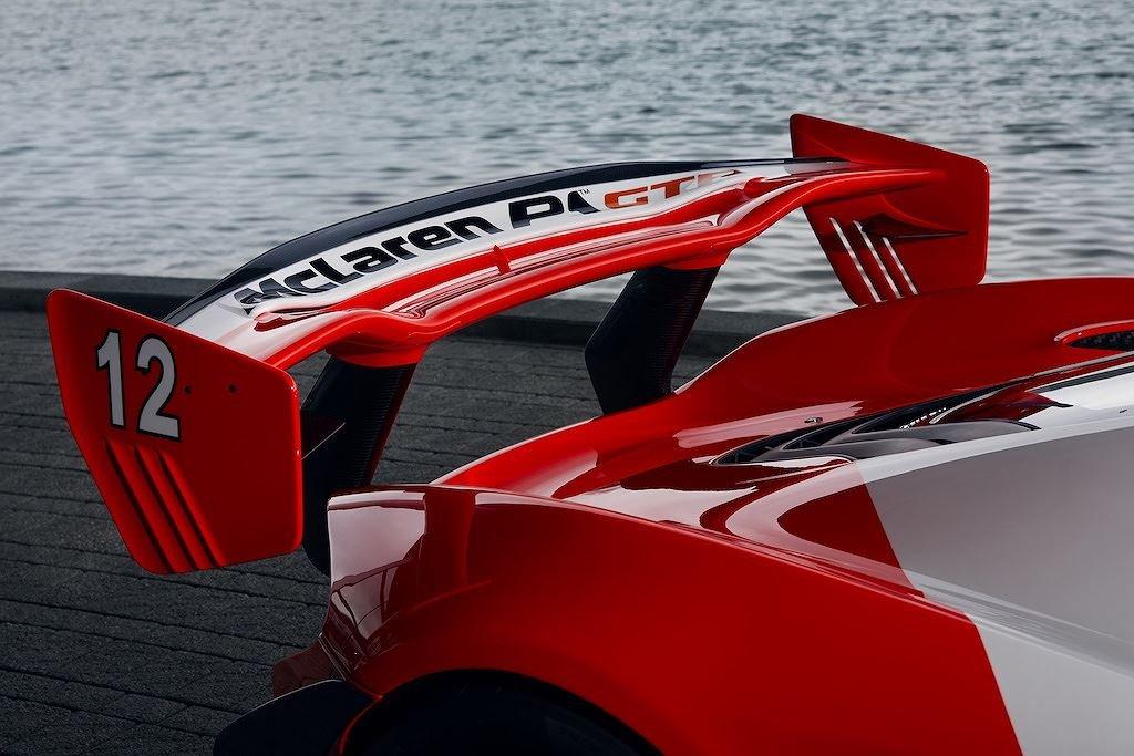 """McLaren P1 GTR """"độc bản"""" tôn vinh tay đua Ayrton Senna trình làng a8"""
