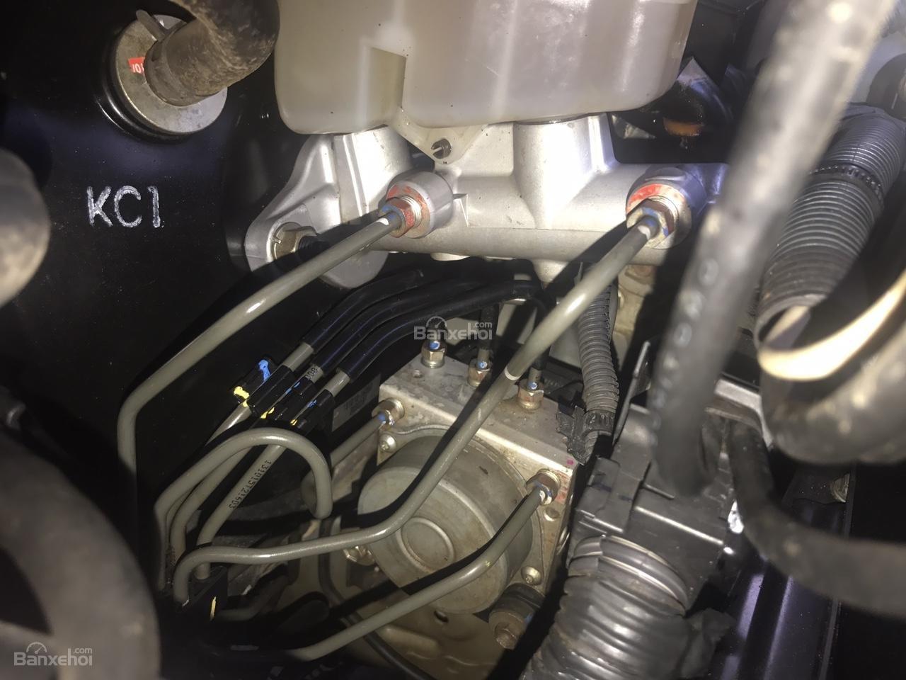 Bán Toyota Vios 1.5 E sản xuất năm 2013, màu bạc, xe cực đẹp-9