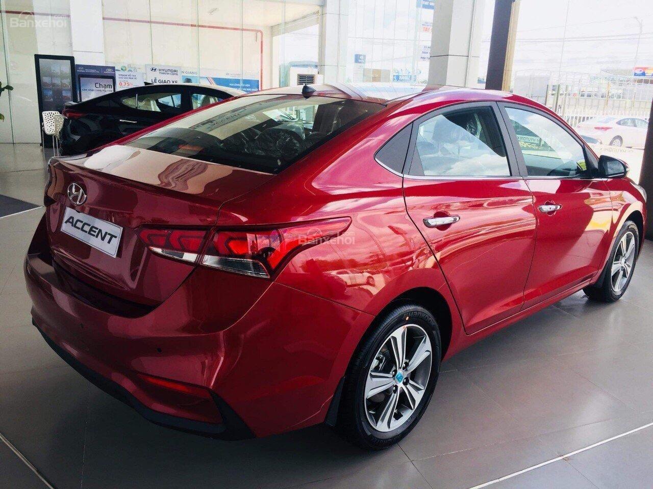 Bán Hyundai Accent 2018 giá cạnh tranh, hỗ trợ góp ngân hàng 80-90%, lãi suất thấp-1