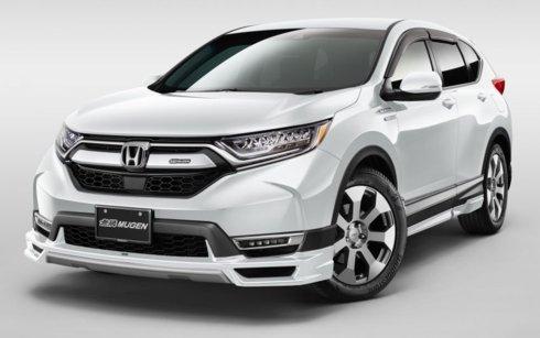 Honda CR-V, Insight và N-VAN có thêm gói phụ kiện nữa từ Mugen.