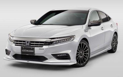 Honda CR-V, Insight và N-VAN có thêm gói phụ kiện nữa từ Mugen - Ảnh 1.