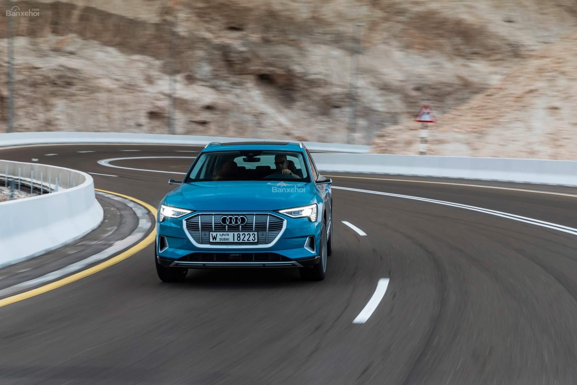 Đánh giá xe Audi E-Tron 2019 - ảnh 2