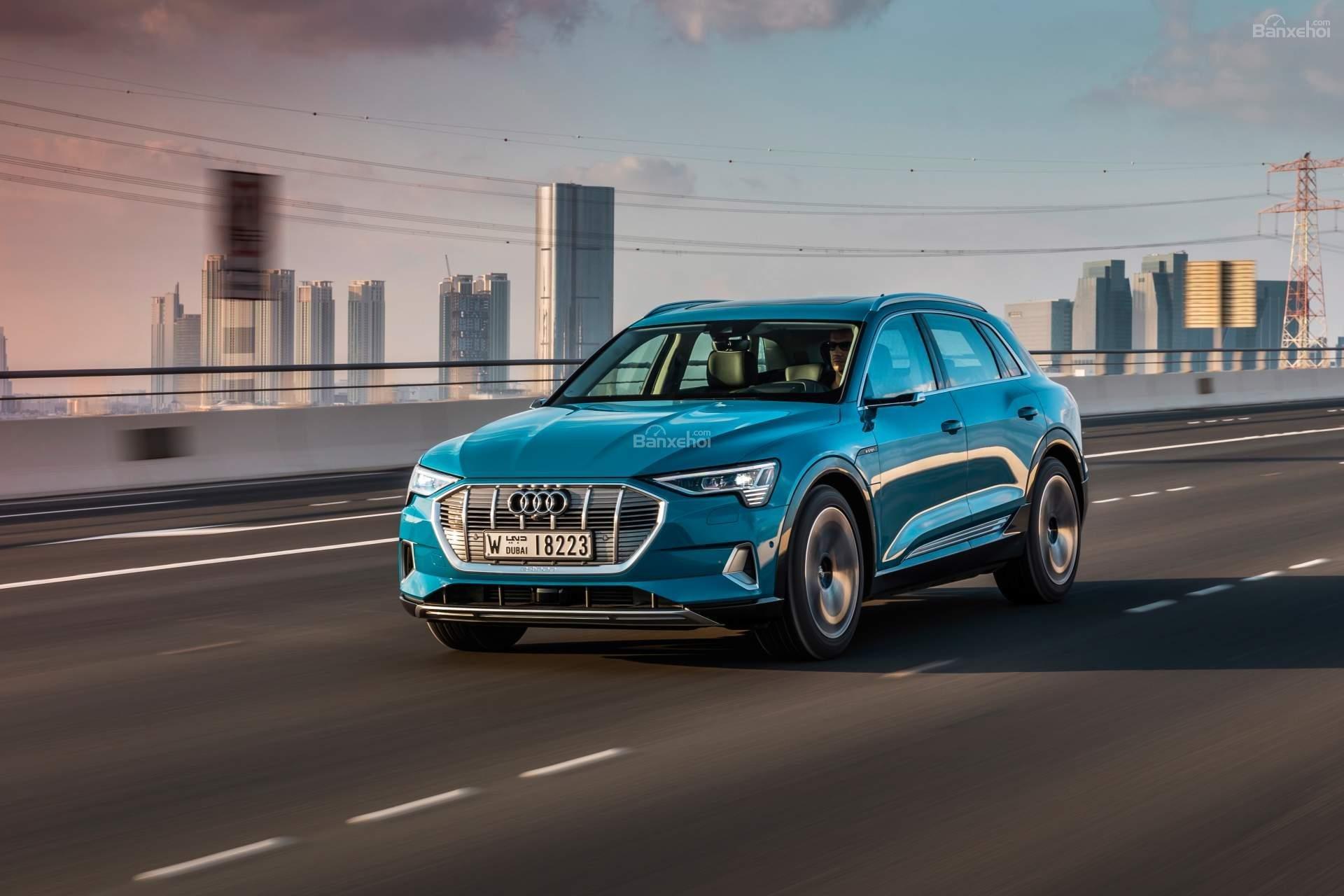 Đánh giá xe Audi E-Tron 2019 - ảnh 3