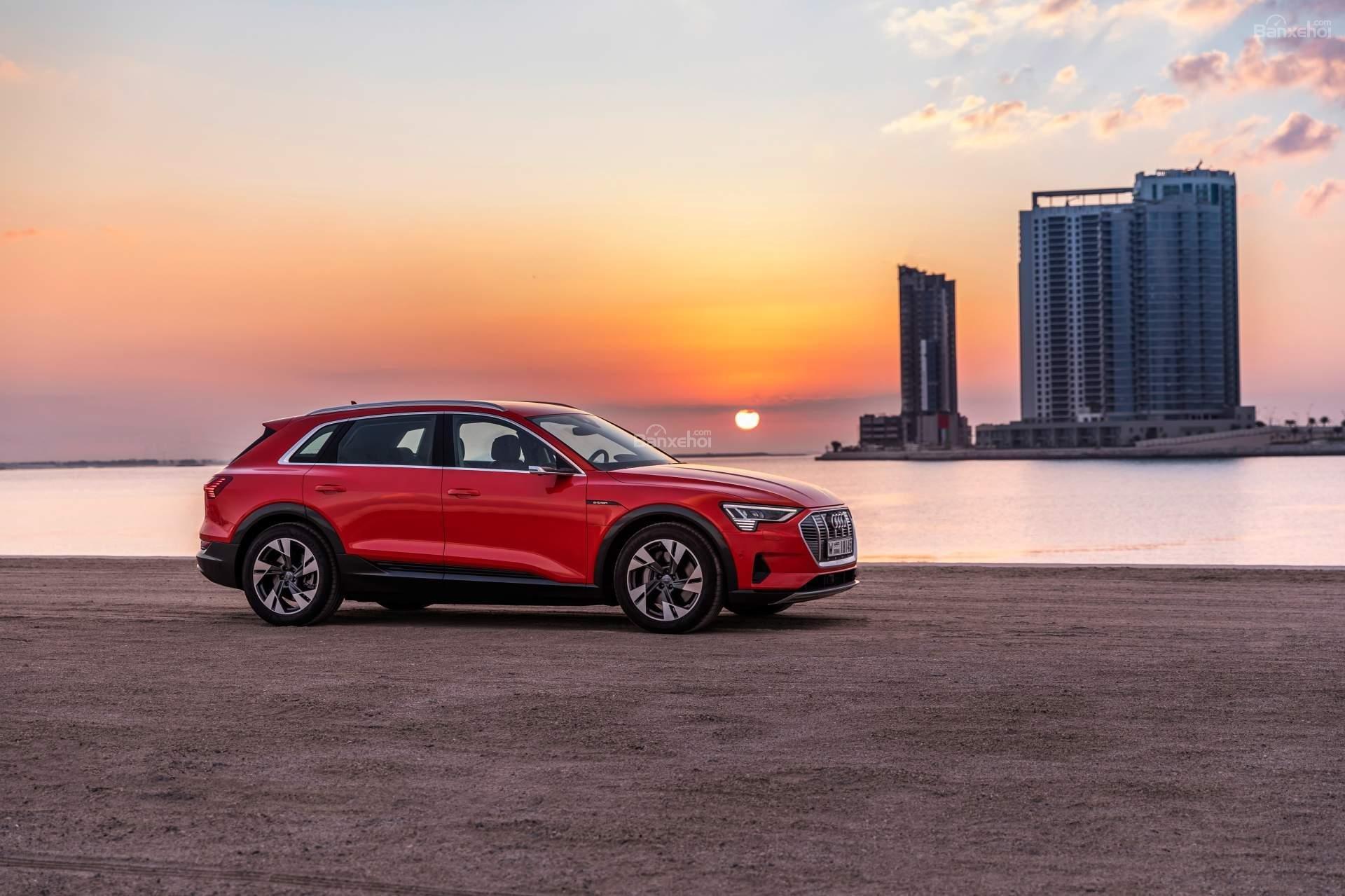 Đánh giá xe Audi E-Tron 2019 - ảnh 29