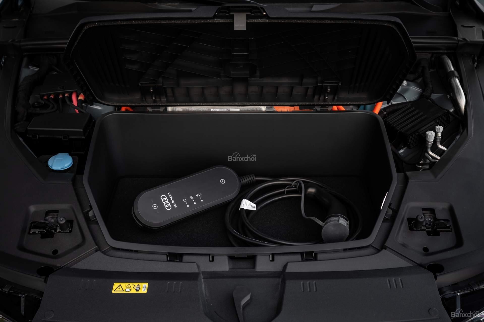 Đánh giá xe Audi E-Tron 2019 - ảnh 20