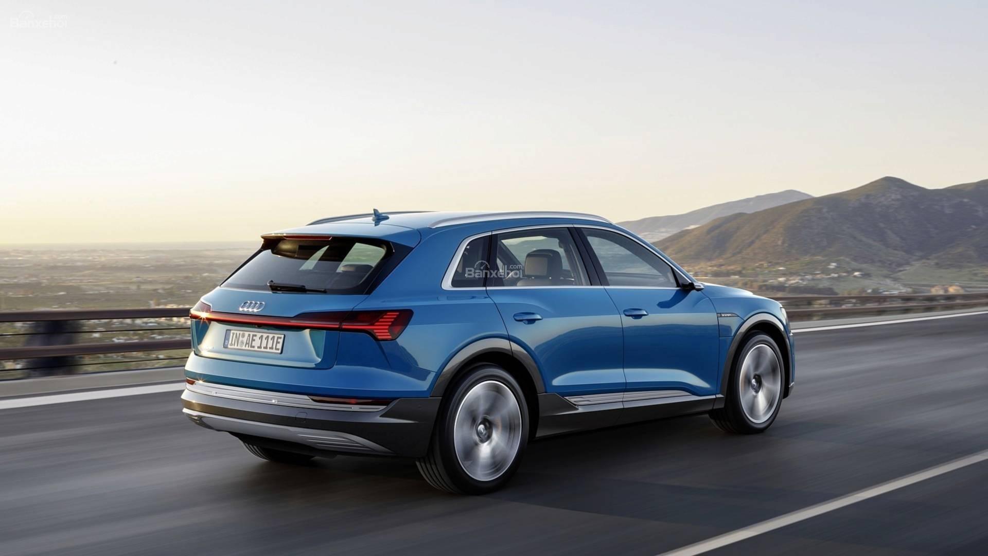 Đánh giá xe Audi E-Tron 2019 - ảnh 9