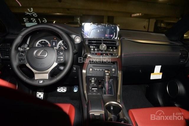 Đánh giá xe Lexus NX 300 2019 bản Mỹ - táp lô - 1