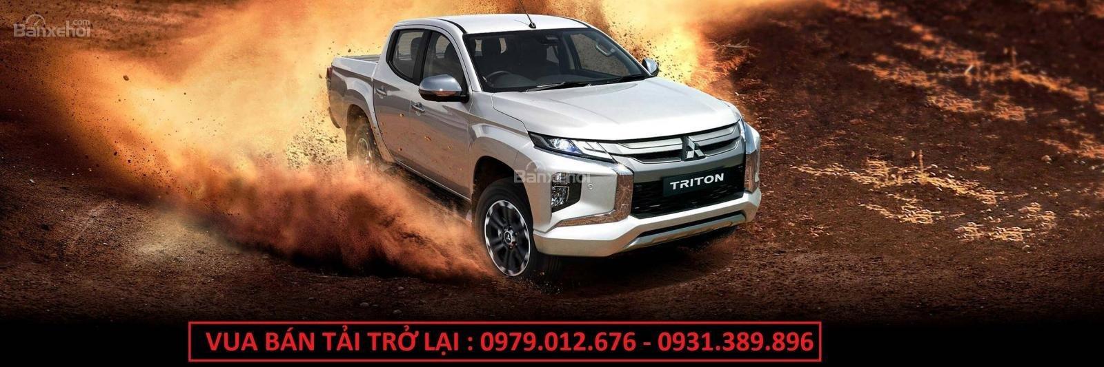 Bán xe Mitsubishi Triton model 2019 ở Vinh, Nghệ An, giá cực tốt - 0979.012.676-0