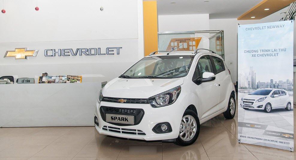 Chevrolet Spark...