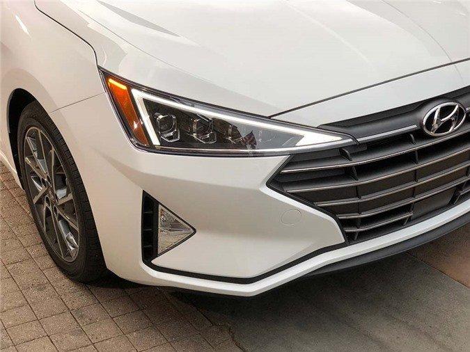 Ảnh thực tế Hyundai Elantra 2019, chuẩn bị về Việt Nam a6