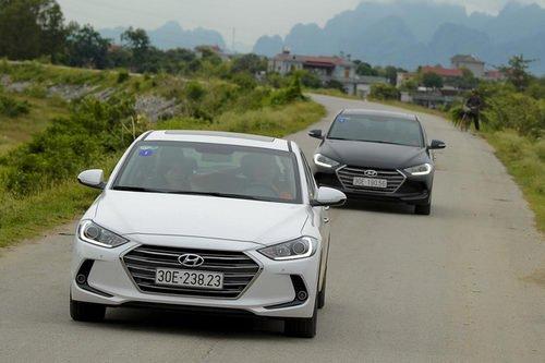 Giá lăn bánh xe Hyundai Elantra 2019: Rẻ nhất phân khúc sedan hạng C a1