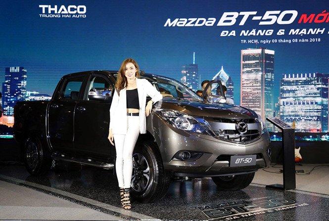 Giá xe Mazda BT 50 2018 mới nhất tháng 7/2018 không đổi//