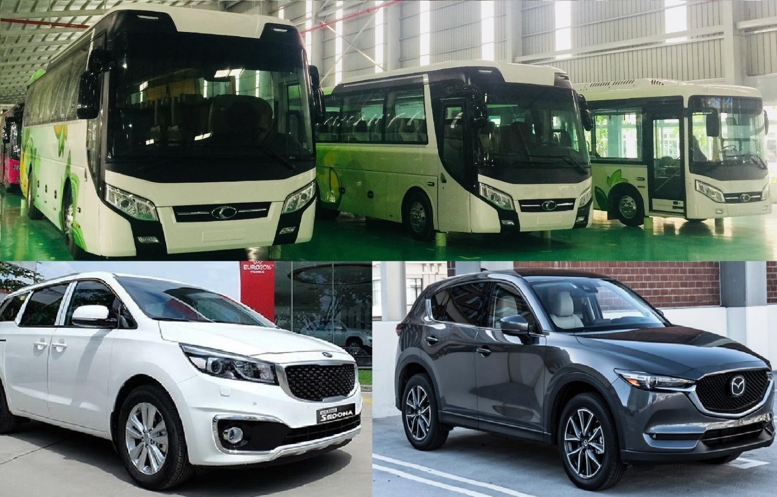 Cuối cùng Việt Nam cũng có đơn vị xuất khẩu ô tô a2