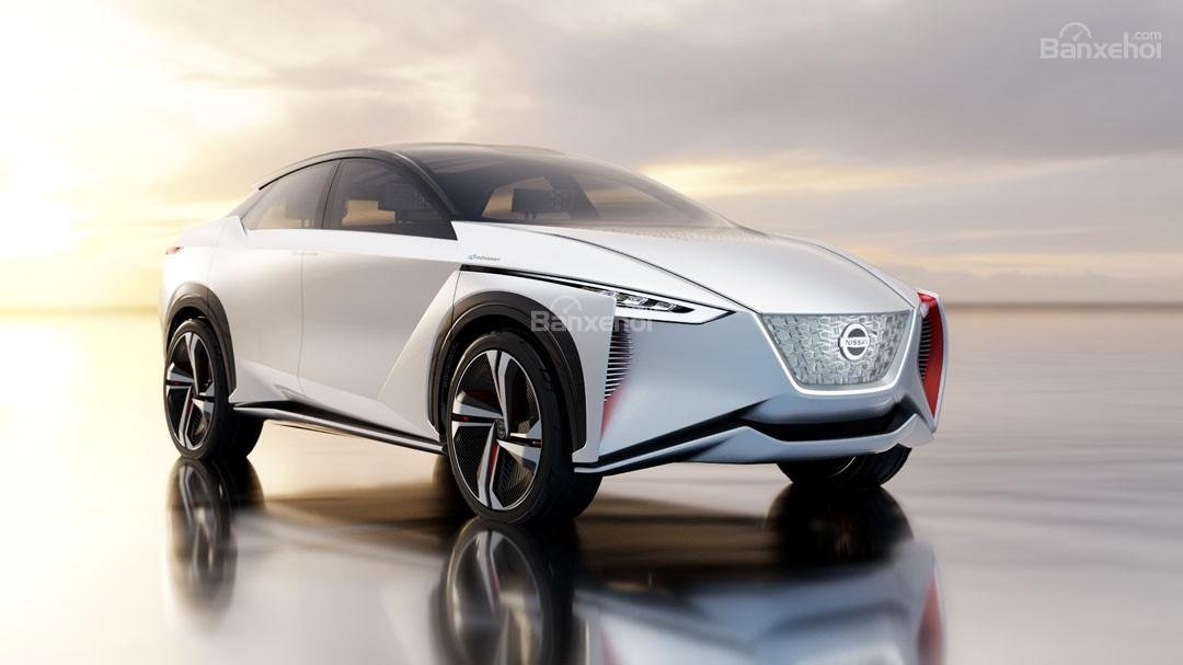 Nissan đăng ký thương hiệu IMS và IMQ - 1