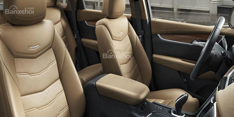 So sánh Lexus LX570 2019 và Cadillac Escalade 2019 13...