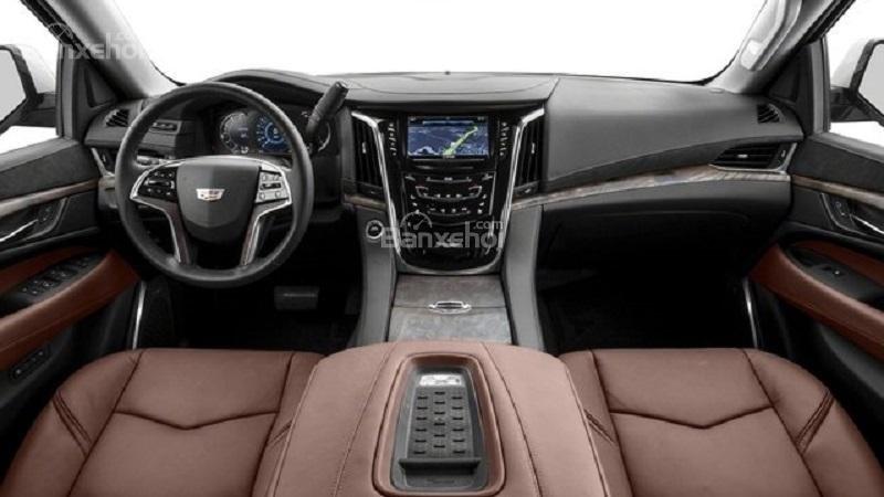So sánh Lexus LX570 2019 và Cadillac Escalade 2019 9...