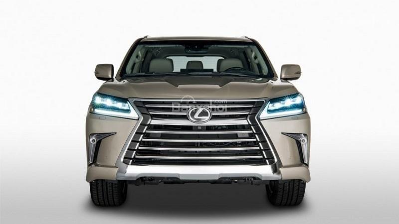 So sánh Lexus LX570 2019 và Cadillac Escalade 2019 2...