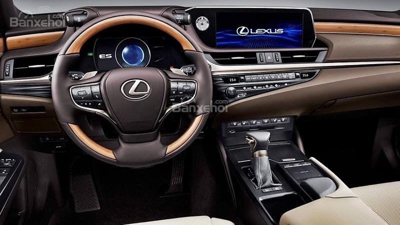 So sánh Lexus LX570 2019 và Cadillac Escalade 2019 10...