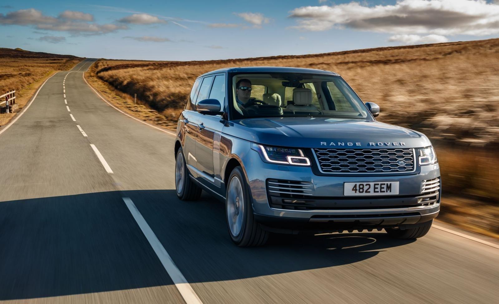LandRover Range Rover...