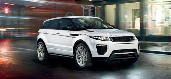 Giá xe Range Rover Evoque 2019 mới nhất tại Việt Nam...