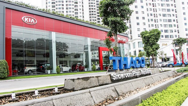 """Cuộc đua nước rút cuối năm 2018 về doanh số ô tô, """"ông lớn"""" nào chịu chơi nhất Việt Nam? a5"""