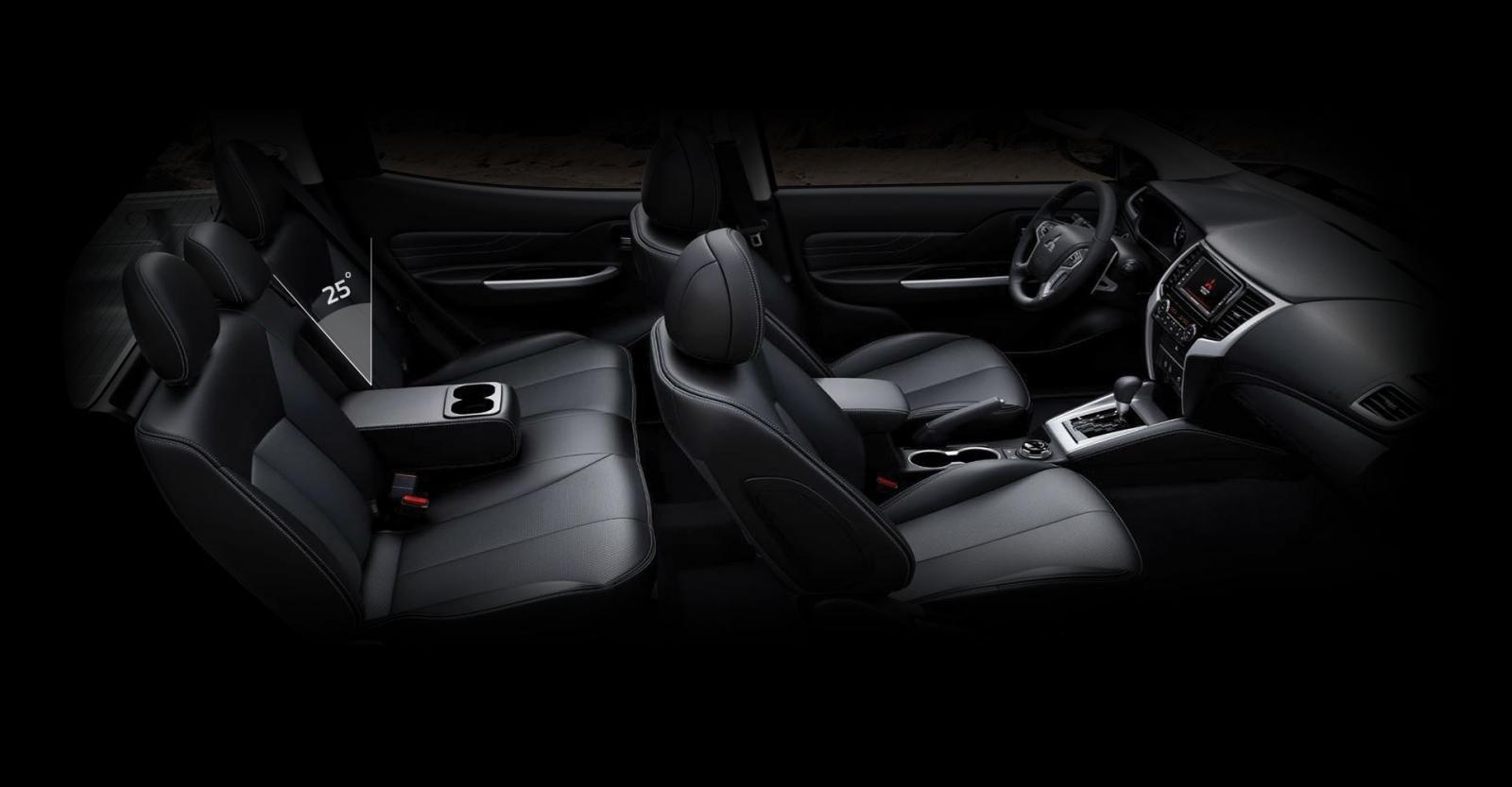 """""""Chốt"""" ngày ra mắt và thông số sơ bộ xe Mitsubishi Triton 2019 tại Việt Nam a2"""
