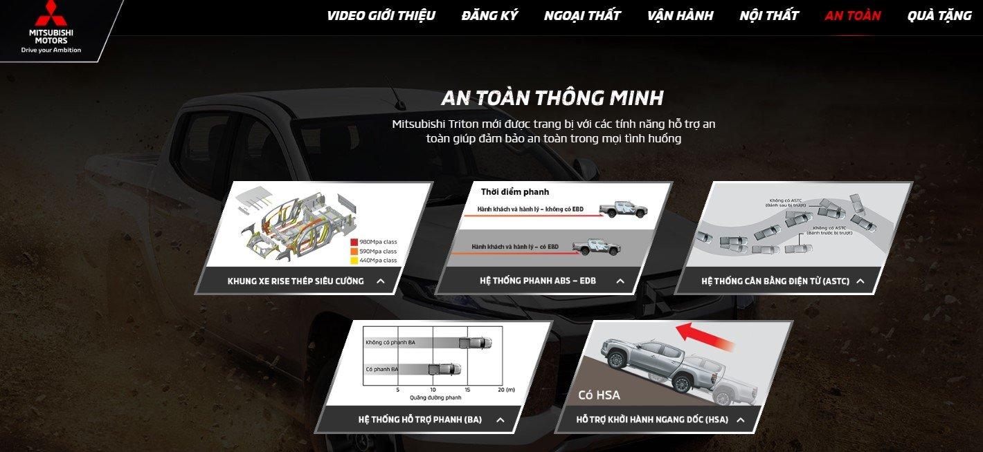 """""""Chốt"""" ngày ra mắt và thông số sơ bộ xe Mitsubishi Triton 2019 tại Việt Nam a3"""